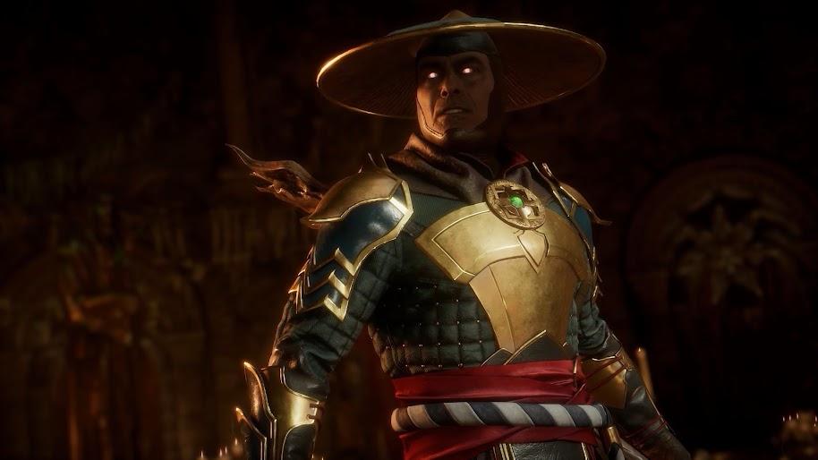 Raiden Mortal Kombat 11 4k Wallpaper 9