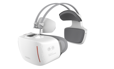 The Alcatel Vision is a VR Headset That Doesn't Require a Phone