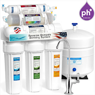 Alkaline Reverse Osmosis Water Filtration System