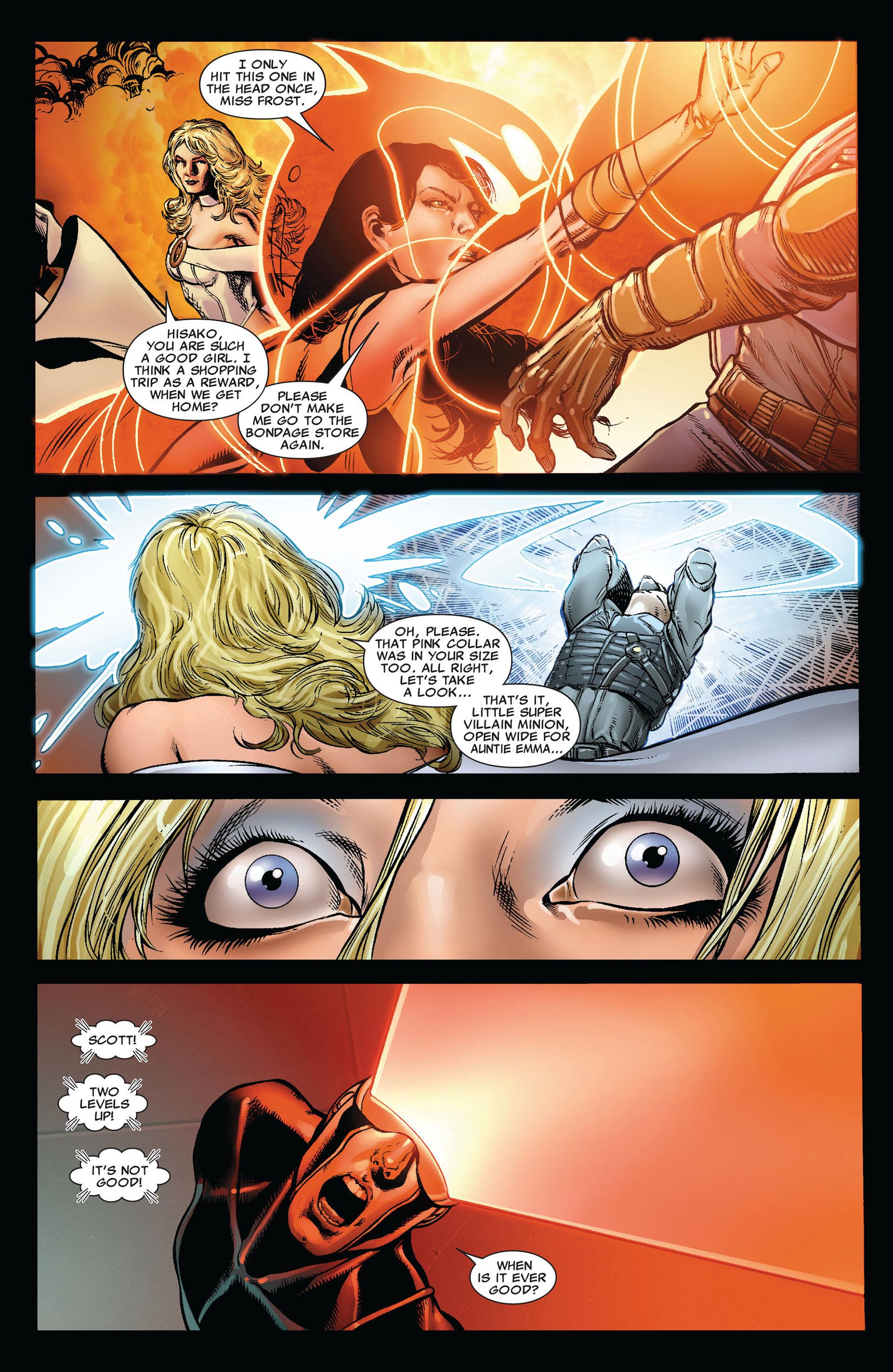 Read online Astonishing X-Men (2004) comic -  Issue #35 - 10