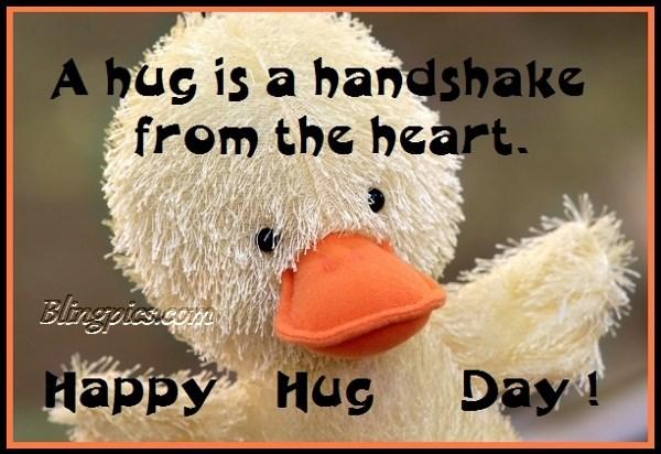 Hug Day 2018