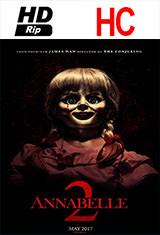 Annabelle 2: La creación (2017) HDRip HC Subtitulos Latino / ingles AC3 2.0
