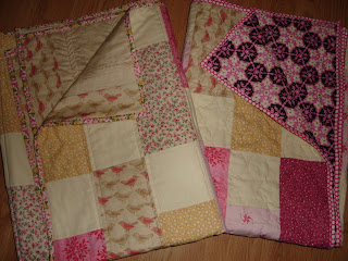 easy bricks quilt
