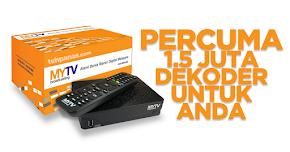 Thumbnail image for MYTV Beri 1.5 Juta Dekoder Percuma Di Seluruh Negara