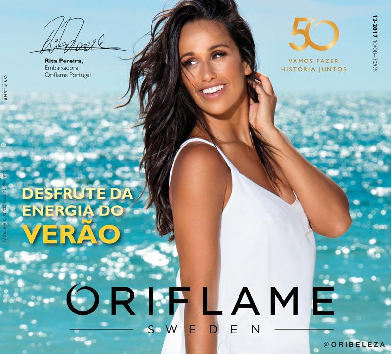 Catálogo 12 de 2017 da Oriflame