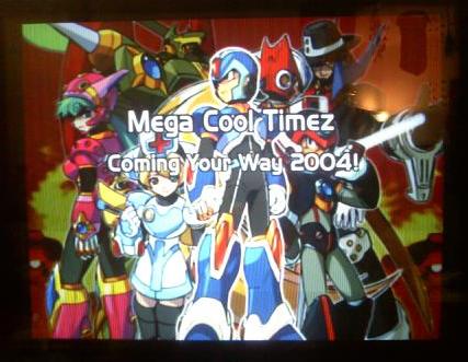 Rockman Corner: Mega Man X Command Mission E3 Demo Re-Uploaded