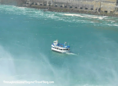 Niagara Falls - Maid of the Mist Boat Tours