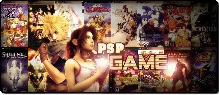 List Game PPSSPP