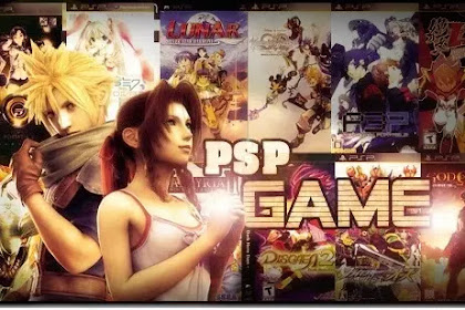 Download Kumpulan Game PPSSPP / List Game PPSSPP