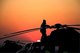 Helicópteros de la Universidad de la Aviación Naval