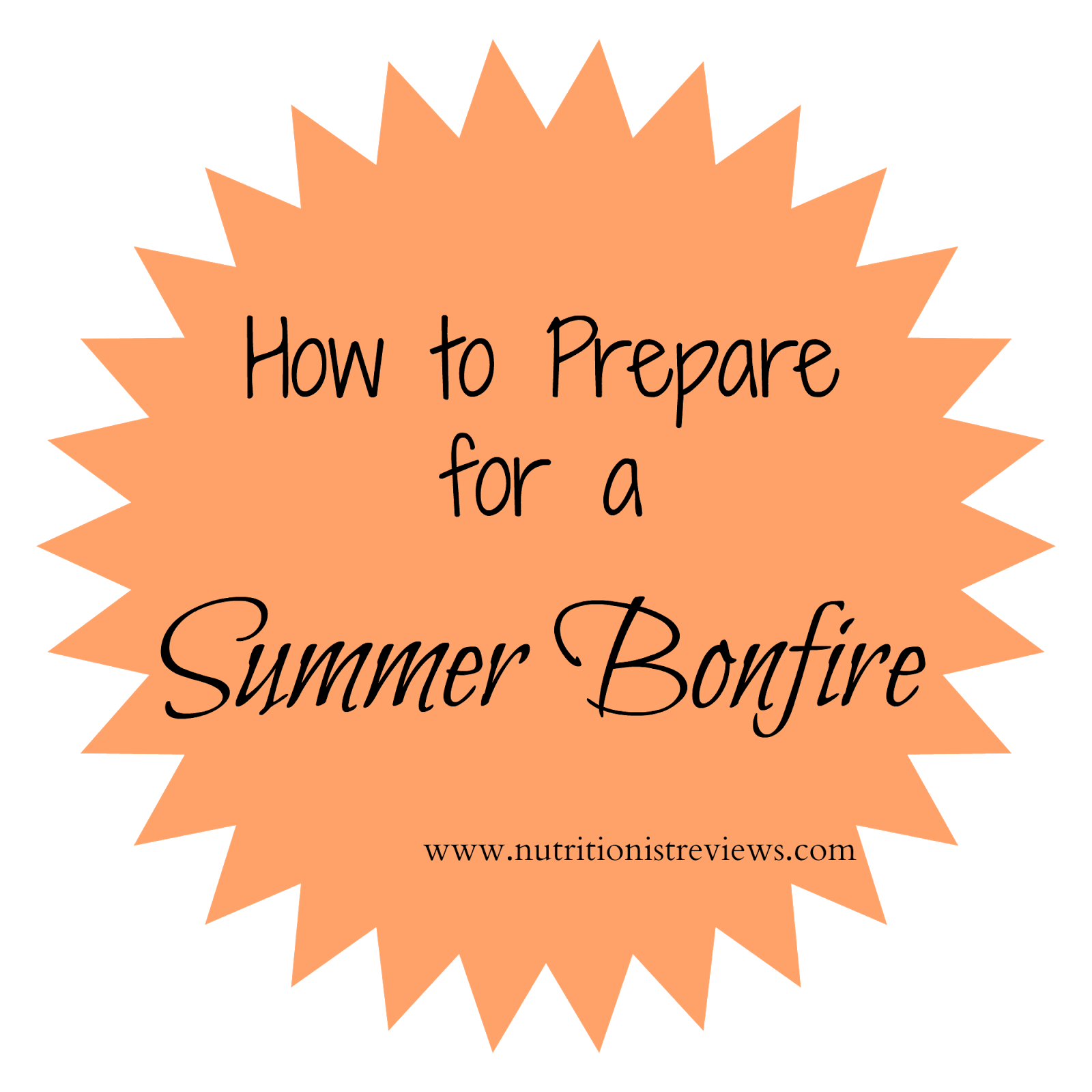 How to Prepare for a Summer Bonfire