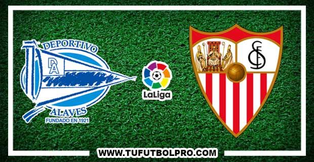 Ver Alavés vs Sevilla EN VIVO Por Internet Hoy 6 de Marzo 2017