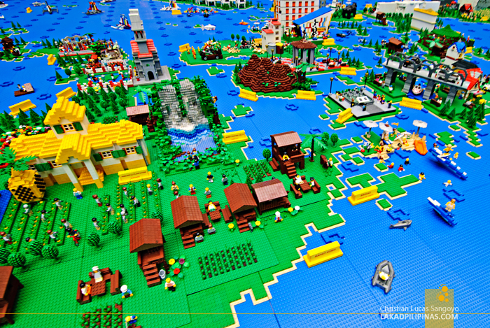 Lego Pilipinas Tara Na Exhibit