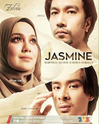 Tonton Drama Jasmine Episod 7, Episod 8 & Episod 9