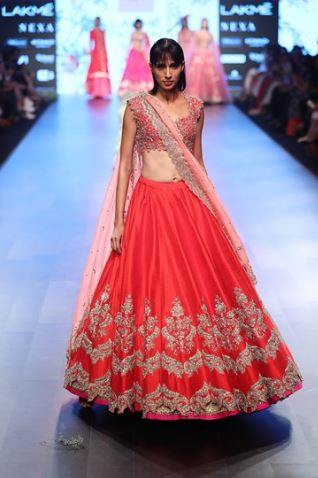 a2bc344a3b Top 10 Anushree Reddy Bridal Lehengas with Price || Where to Buy Anushree  Reddy!