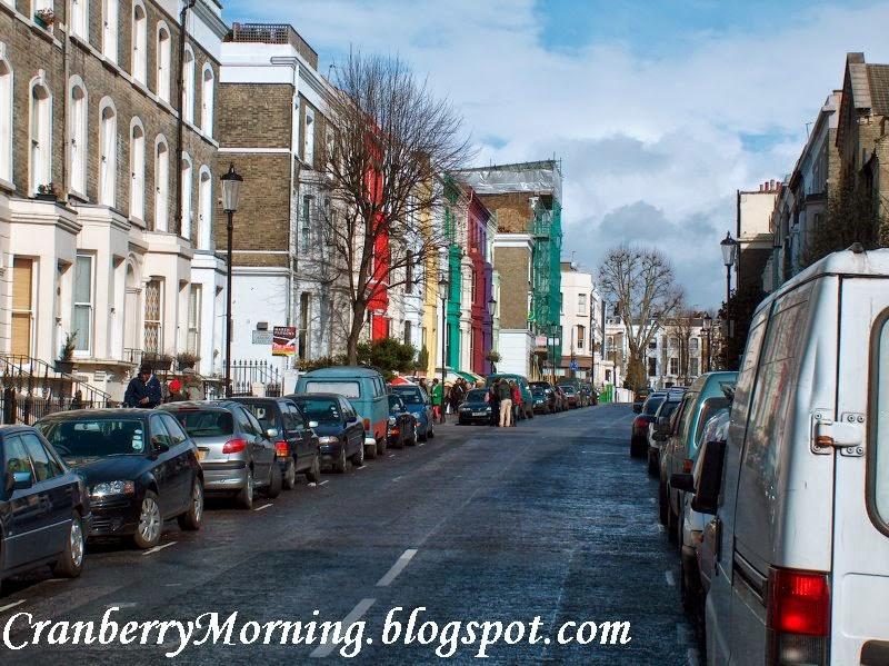 cranberry morning portobello market london anglophile friday. Black Bedroom Furniture Sets. Home Design Ideas