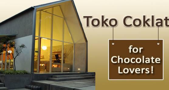 Toko Cokelat Bandung