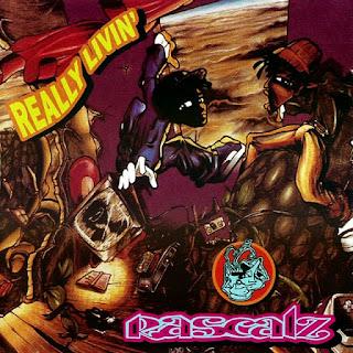 Rascalz - Really Livin' (1993) (Canadá)