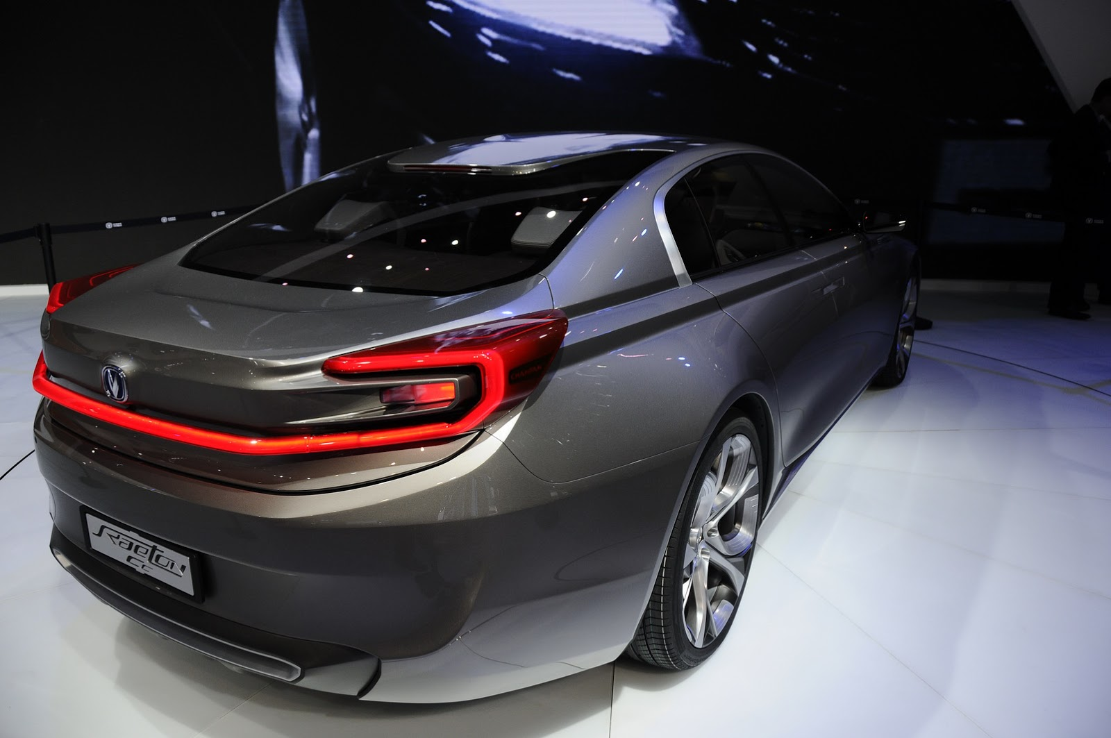 Changan Raeton CC Concept Is One Of China's Better Looking ...