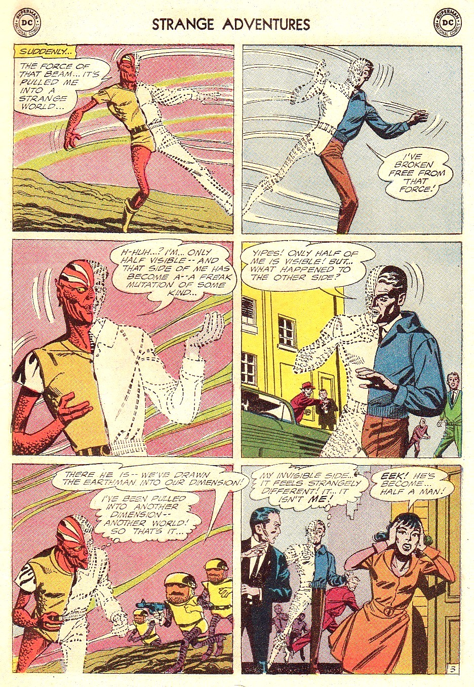 Strange Adventures (1950) issue 181 - Page 5