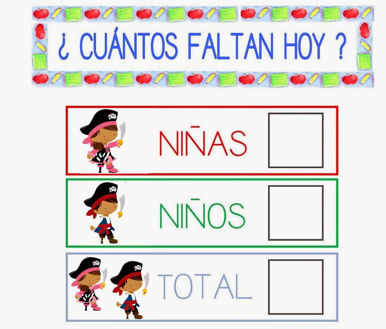 Pirate Worksheets Trace The Lines