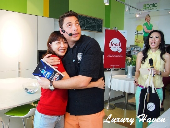 food network asia star winning recipes jeff mauro luxury haven