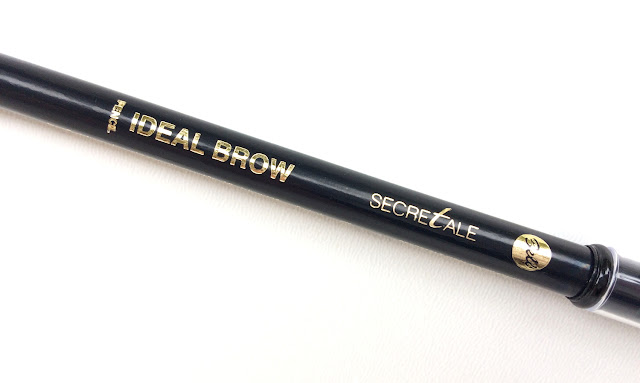 BELL COSMETICS Secretale Pencil Ideal Brow