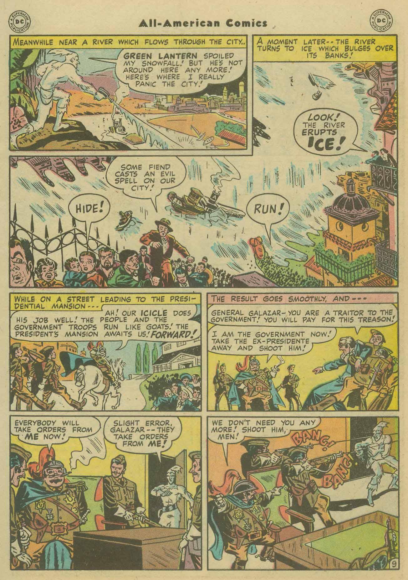 Read online All-American Comics (1939) comic -  Issue #92 - 11