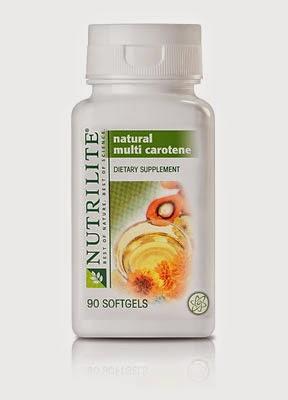 Nutrilite Natural Multi Carotene Nutrilite Amway