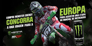 Promoção Monster Energy 2018