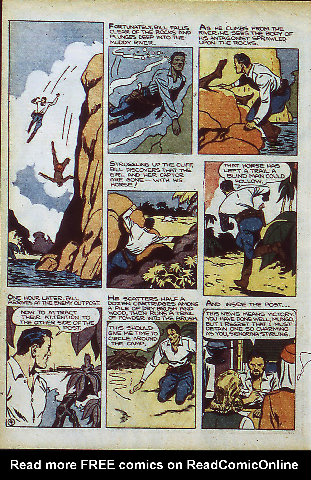 Read online Action Comics (1938) comic -  Issue #37 - 52