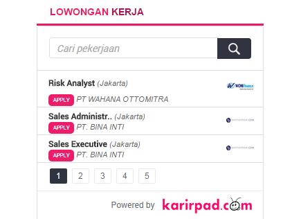 lowongan kerja ada di RiauJOS.com