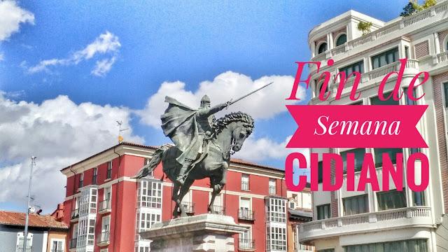 Fin de Semana Cidiano en Burgos: actividades para todos