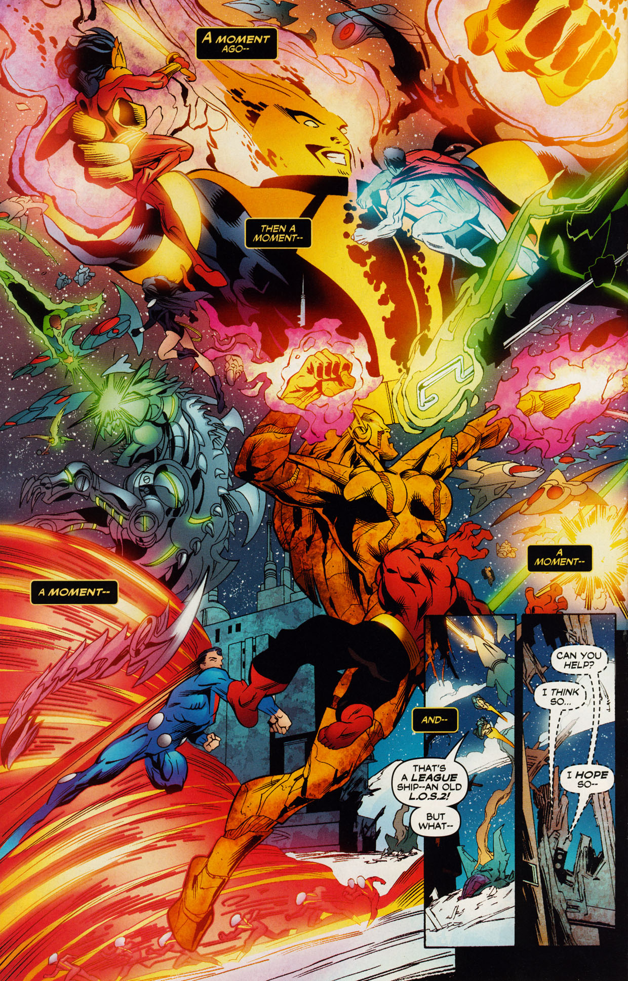 Read online Trinity (2008) comic -  Issue #47 - 15