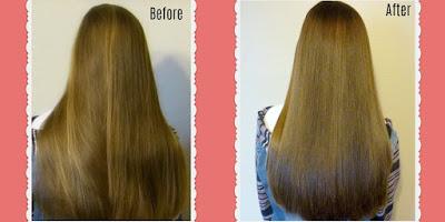 Hair cut video, long hair with layers
