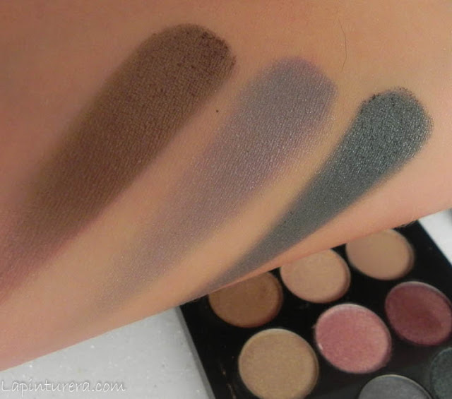 swatches paleta party queen III