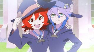 جميع حلقات انمي Little Witch Academia مترجم عدة روابط