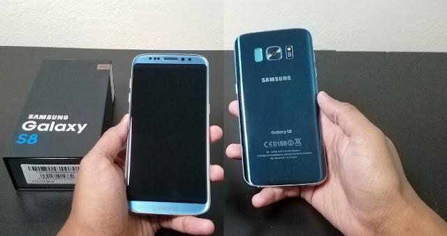 Tips Mudah Cara Membedakan Samsung Galaxy S8 Original dan Bajakan