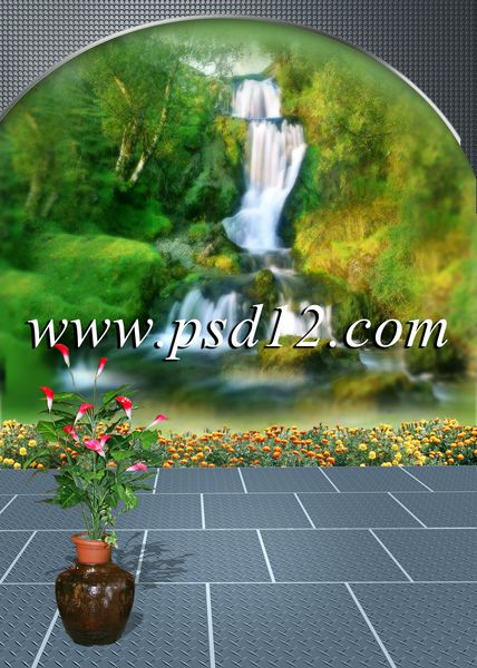 Gardan Wallpaper 3d Photoshop Backgrounds Free Download Psd Studio Background