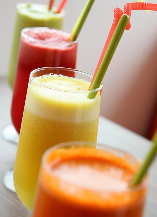 Juice Therapies