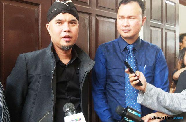 Dicegah ke Luar Negeri, Ahmad Dhani: Polisi Kurang Gaul atau Gimana?