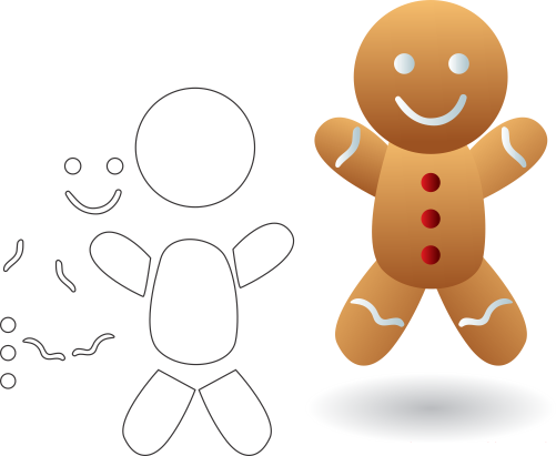 Artesanato De Natal Em Feltro Com Moldes ~ Moldes de feltro para natal Como Fazer