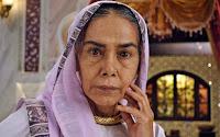 Surekha Sikri Pemeran Indumati Lala Mehra di Pardes ANTV