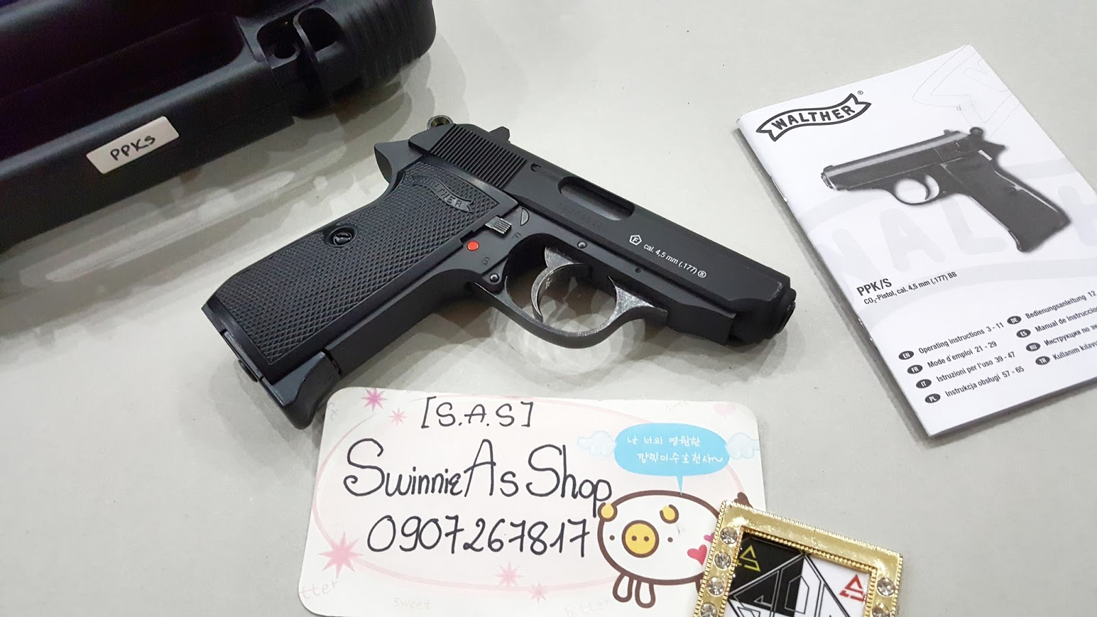 ... Array - co2 usa umarex walther ppk s 4 5mm co2 pistol swinnie as shop rh