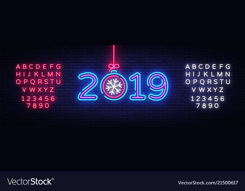 Best Happy New Year 2019 Free Vector Art Downloads from the ALOHAL