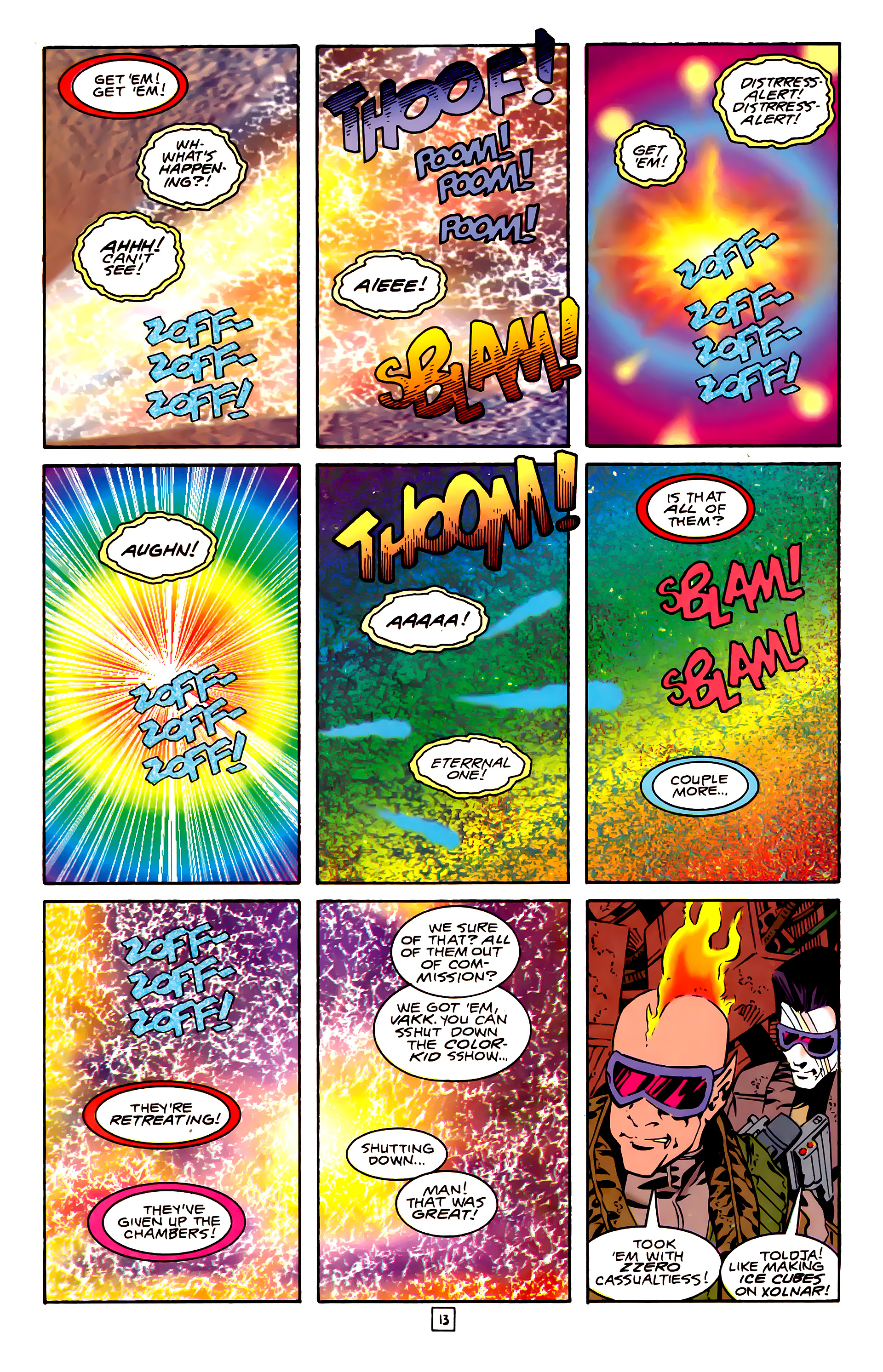 Legion of Super-Heroes (1989) 26 Page 13