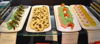kue tradisional berbahan kismis kurma dari peka consult inc