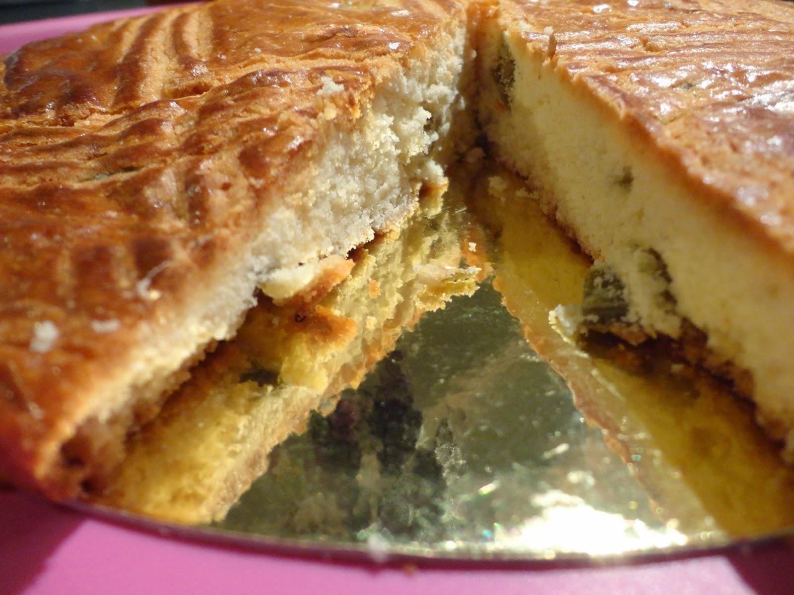 La cuisine claudine le g teau de grand m re georgette - La cuisine de grand mere angouleme ...
