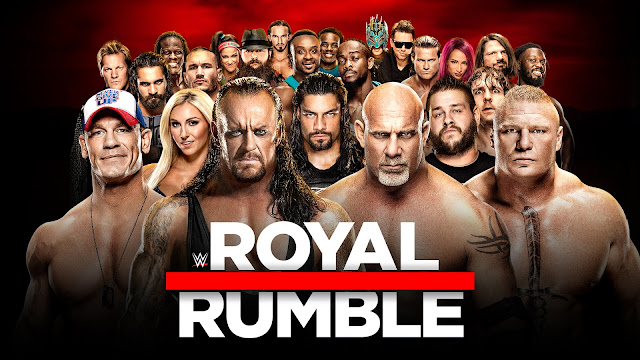 "complete details about WWE's Royal Rumble 2017 PPV Date, Time and Live/Repeat Telecast Schedule for India & Indian Subcontinent (Afghanistan, Bhutan, Bangladesh, India, Maldives, Nepal, Pakistan, Sri Lanka, and Tibet). You can download WWE Royal Rumble 2017 Official Wallpaper & Poster by clicking above image. ""Blow Your Mind"" by Ohana Bam is the official theme song of WWE Royal Rumble 2017. You Can download mp3 or m4p from iTunes."