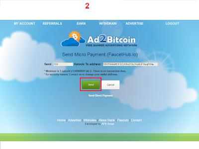 ربح البيتكوين Earn Free Bitcoin